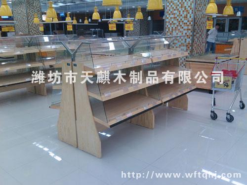 面包展示货架产品003