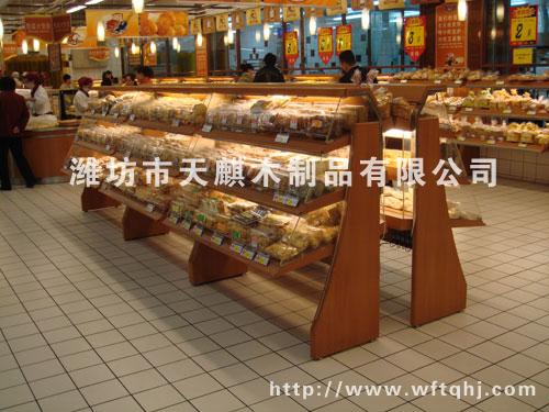发酵类产品贩售货架002
