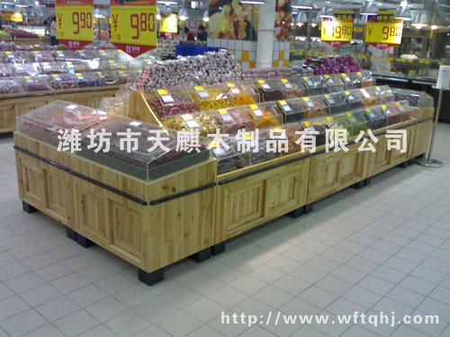 专业超市货架干果004